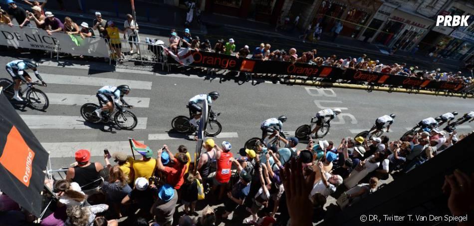 Tour de France 2013 : Tony Martin blessé mais prêt à continuer l'aventure
