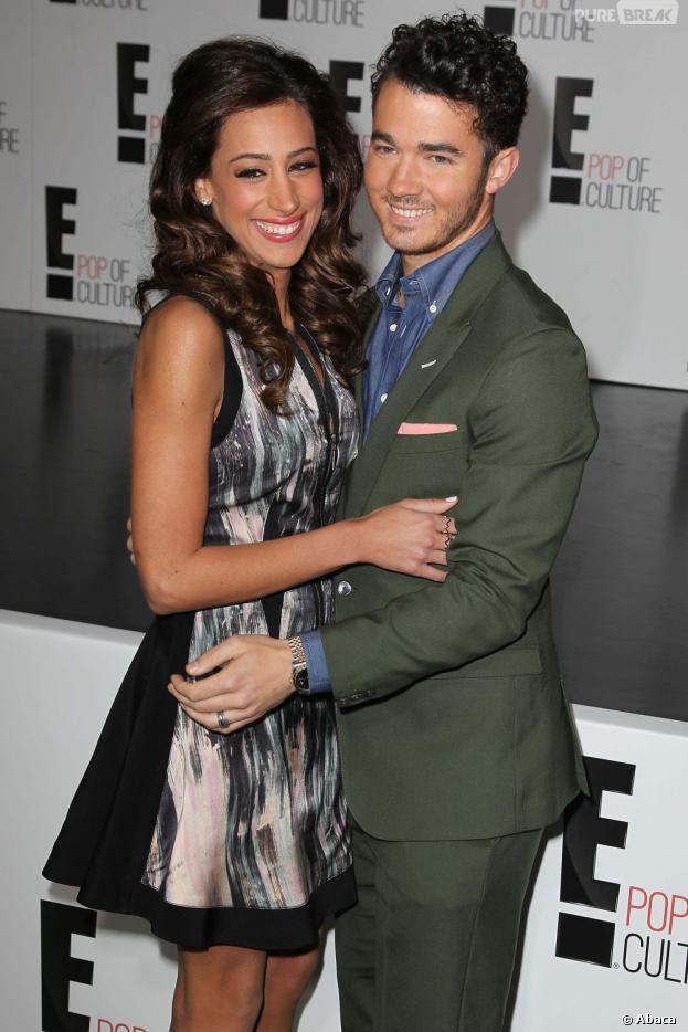 Kevin Jonas et sa femme Danielle attendent leur premier enfant