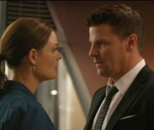Bones saison 8 : des tensions entre Booth et Brennan