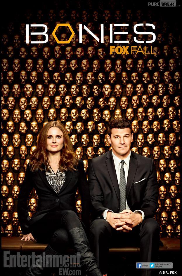 Premier poster de la saison 9 de Bones
