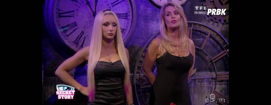 Secret Story 7 : Sonja et Florine règlent leurs comptes dans la Maison des secrets.
