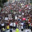 Des manifestations de colère ont éclaté un peu partout aux Etats-Unis suite au verdict du procès Zimmerman
