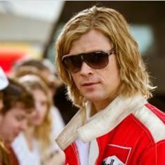 Rush : Chris Hemsworth pilote de F1 et playboy aux cheveux longs dans le premier trailer