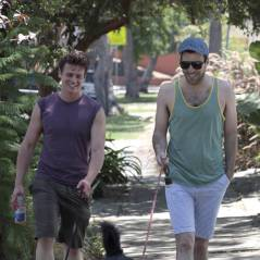 Zachary Quinto et Jonathan Groff : déjà la rupture pour Spock de Star Trek et l'acteur de Glee
