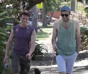 Zachary Quinto et Jonathan Groff se seraient séparés