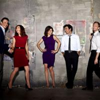 How I Met Your Mother saison 9 : gifles, flashbacks et toutes les infos du Comic Con 2013