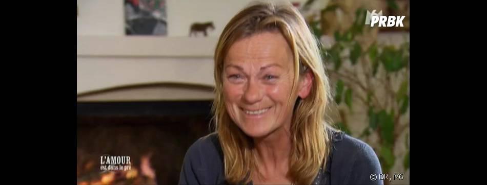 L'amour est dans le pré 2013 : Françoise émue par la gentillesse de ses prétendants.