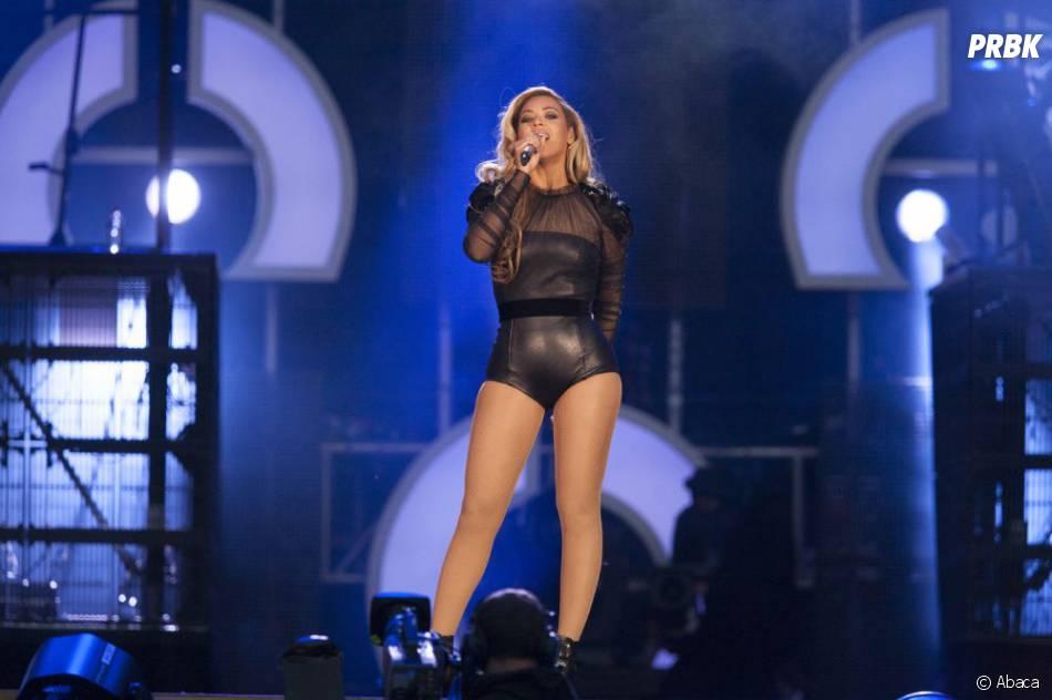 Beyoncé : la diva est une pro jusqu'au bout