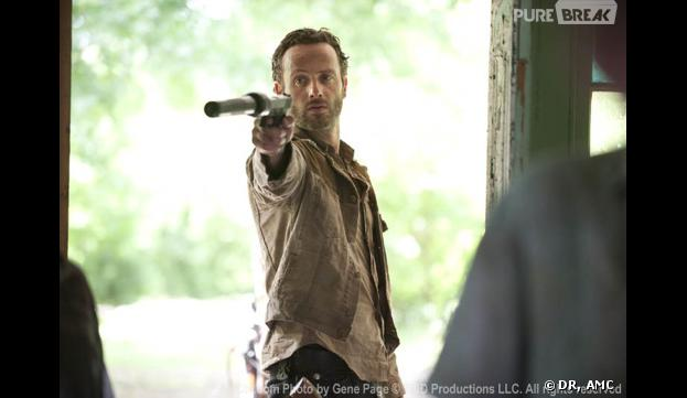 The Walking Dead saison 4 : Rick sera très différent