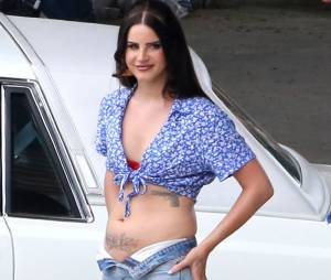Lana Del Rey prépare la sortie d'un nouvel album