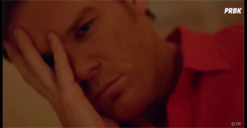 Dexter saison 8 : Dex en déprimedans l'épisode 5