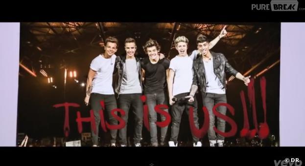 One Direction : record battu sur VEVO avec Best Song Ever