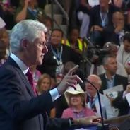 Blurred Lines par Bill Clinton : l'ex-Président américain se la joue Robin Thicke