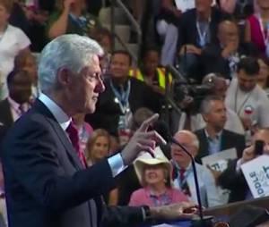 Quand Bill Clinton reprend Blurred Lines de Robin Thicke