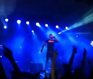 La Fouine relance le clash avec Booba lors d'un concert en Martinique le 26 juillet 2013