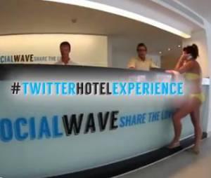 Twitter : ouverture du premier hôtel centré sur le réseau social à Majorque