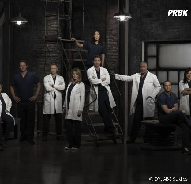 Grey's Anatomy saison 10 : un épisode 1«dramatique, émouvant et excitant»