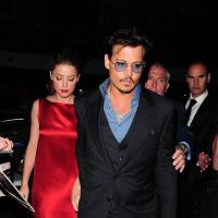Johnny Depp : Amber Heard parle (un peu) de leur relation