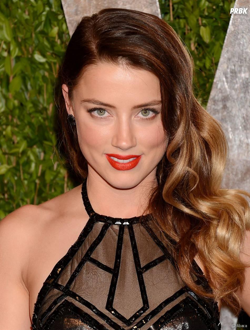 Amber Heard : ne lui parlez pas de Johnny Depp !