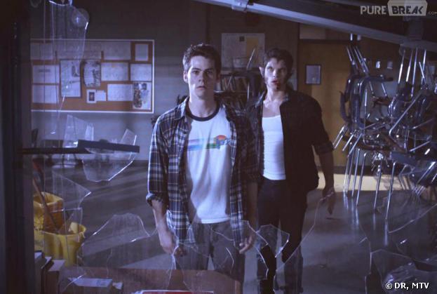 Teen Wolf saison 3 : une nouvelle demoiselle face à Scott et Stiles