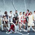 Glee saison 5 sera diffusée à partir du 26 septembre 2013 aux US