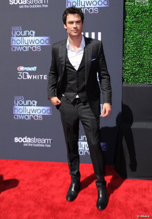 Ian Somerhalder aux Young Hollywood Awards 2013