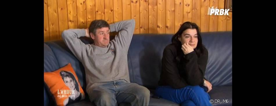 L'amour est dans le pré 2013 : Fifi en froid avec Christelle, sa prétendante dans l'aventure.