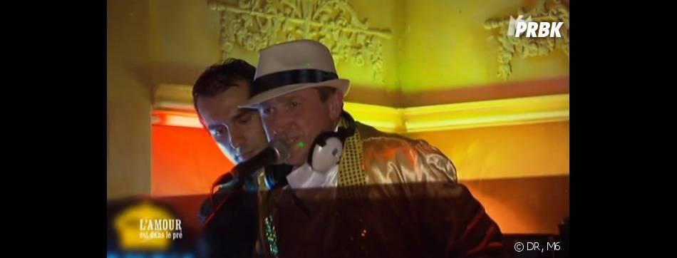 L'amour est dans le pré 2013 : DJ Fifi met le feu aux platines.