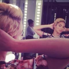 Beyoncé : cheveux courts et coupe garçonne à la Miley Cyrus
