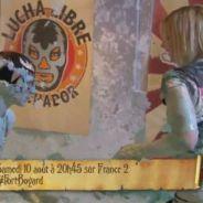 Nadège Lacroix dans Fort Boyard : son combat de boue perdu d'avance