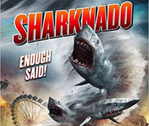 Sharknado, série B avec Tara Reid