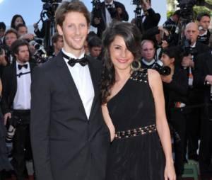 Marion Jollès et Romain Grosjean ont accueilli leur premier enfant en juillet 2013