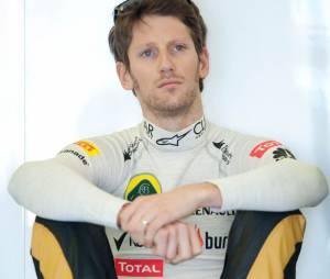 Romain Grosjean est le père d'un petit Sacha