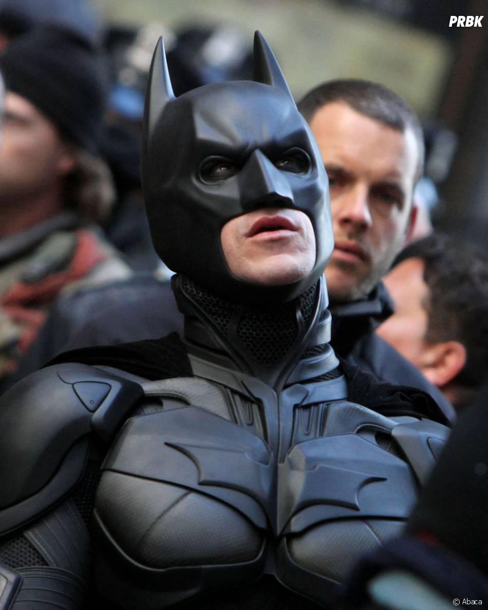 Man Of Steel 2 Batman Costume Christian Bale sur le ...