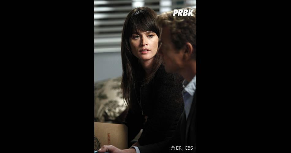 Mentalist saison 6 : bientôt du shippe entre Lisbone et Jane ?