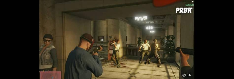 GTA 5 : un gameplay encore plus fun pour le multi
