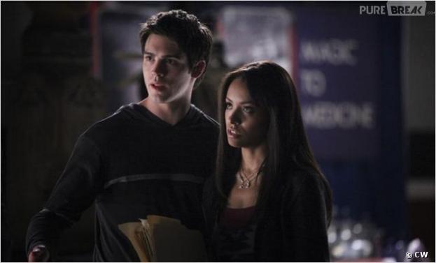 The Vampire Diaries saison 5 : rapprochement à venir entre Jeremy et Bonnie