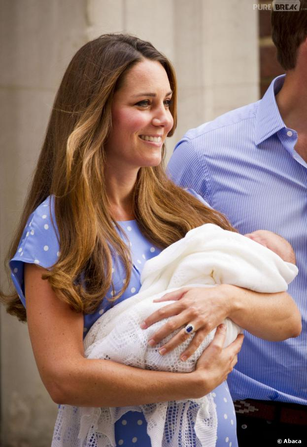 Kate Middleton : son fils George est épuisant