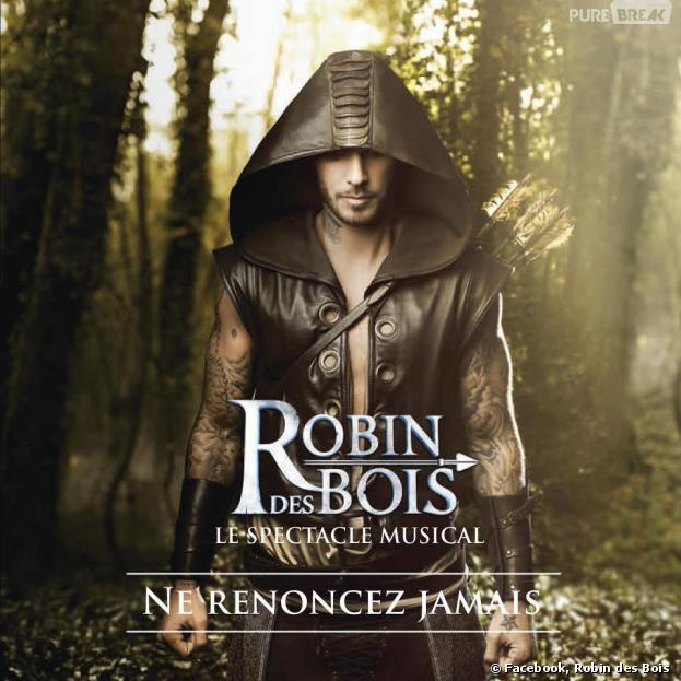 """""""Robin des Bois, ne renoncez jamais"""", la cover"""