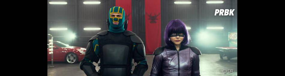 Kick Ass 2 : Hit Girl prête à se battre