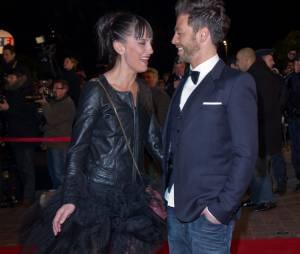 Christophe Maé et sa femme Nadège : parents d'un petit Marcel né le 15 août 2013