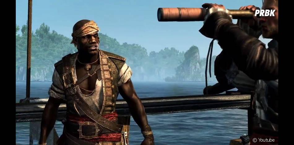 Assassin's Creed 4 Black Flag mettra en scène des personnages charismatiques