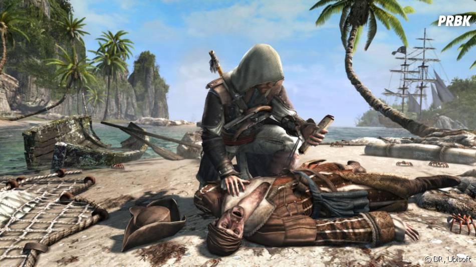 Assassin's Creed 4Black Flag sortira sur PS3 et Xbox 360