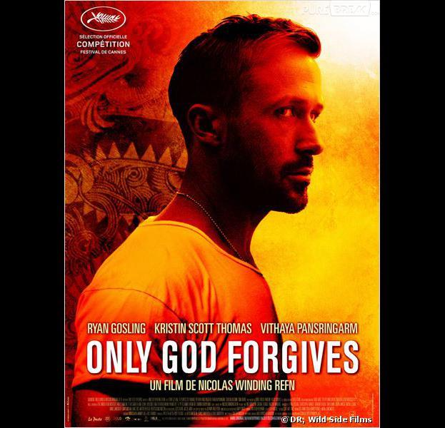 """""""Only God forgives"""", l'affiche"""