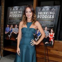 Olivia Wilde : en promo avec Jake Johnson pour Drinking Buddies