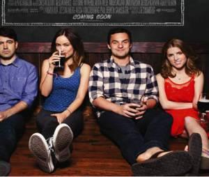 Affiche de Drinking Buddies avec Olivia Wilde, Jake Johnson et Anna Kendrick