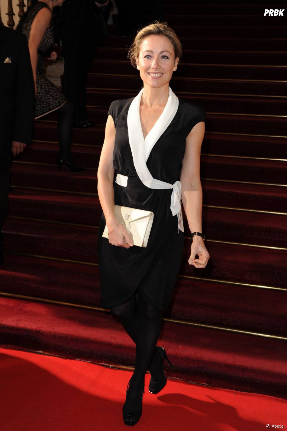 Anne-Sophie Lapix : Canal+ n'a pas accepté qu'elle fasse la promo de France 5 alors qu'elle était liée à un contrat d'image