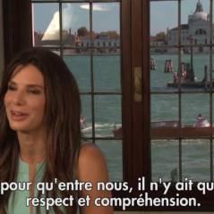 George Clooney : Sandra Bullock réagit aux rumeurs de couple