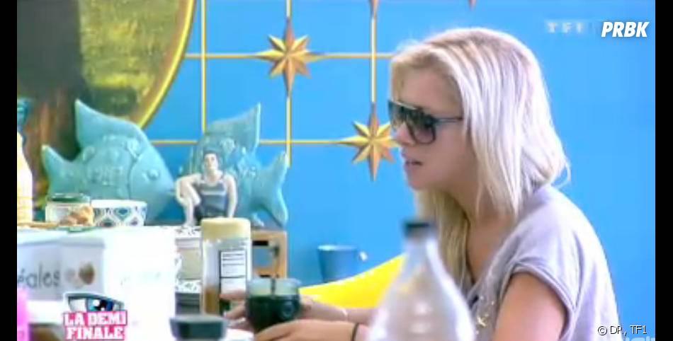 Secret Story 7 : Stéphanie en colère contre Vincent.