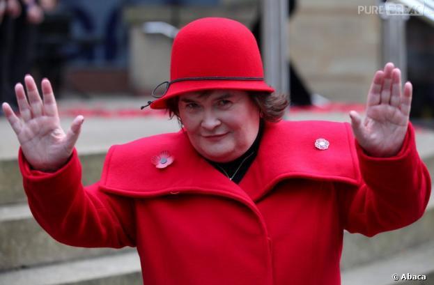 Susan Boyle : son nom assimilé à une insulte au Royaume-Uni